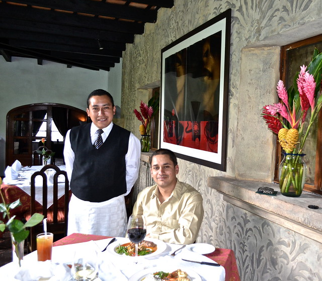 Panza Verde Restaurant