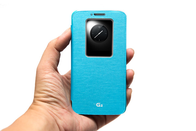 LG G2 皮套入手分享 (副廠、有開窗) @3C 達人廖阿輝