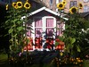 Sun flower house.