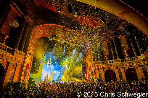 Empire Of The Sun – 09-13-13 – The Fillmore, Detroit, MI
