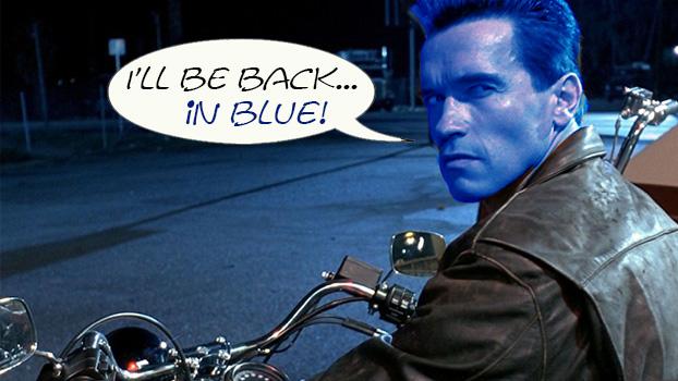 Blue Arnold