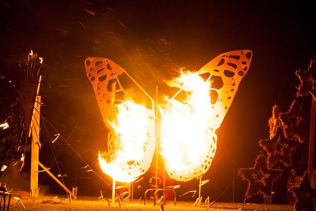 9th Annual Fahrenheit Festival Of Fire