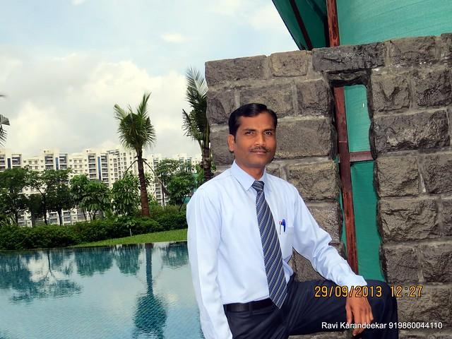 Mr. Datta at Sangria Towers, Megapolis, Hinjewadi Phase 3, Pune 411 057 on 28th & 29th September 2013