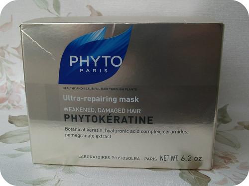 PhytoKeratine Ultra Repairing Hair Mask