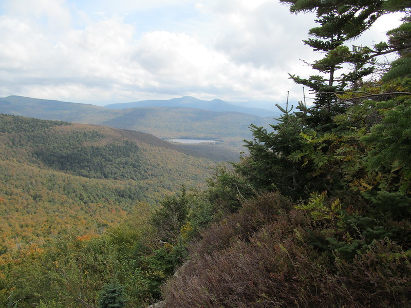 Capra Lake, Kaaterskill High Peak, and Round Top