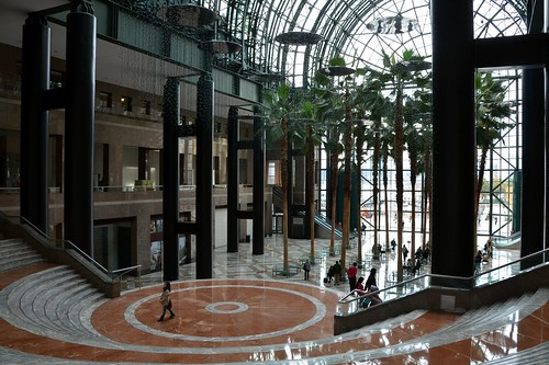 The Winter Garden Atrium