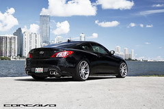 infiniti g(0.0), infiniti(0.0), automobile(1.0), automotive exterior(1.0), hyundai(1.0), wheel(1.0), vehicle(1.0), automotive design(1.0), sports sedan(1.0), rim(1.0), mid-size car(1.0), hyundai genesis coupe(1.0), bumper(1.0), sedan(1.0), personal luxury car(1.0), land vehicle(1.0), luxury vehicle(1.0), coupã©(1.0), supercar(1.0), sports car(1.0),
