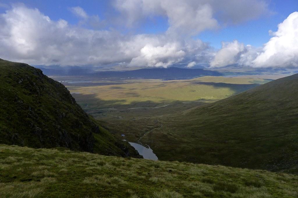 Across Rannoch Moor