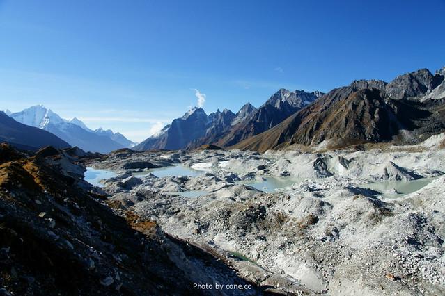 Ngozumba冰川