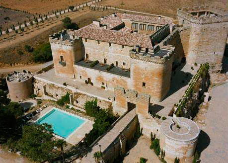 Castillo del Buen Amor (Villanueva de Cañedo, Salamanca)