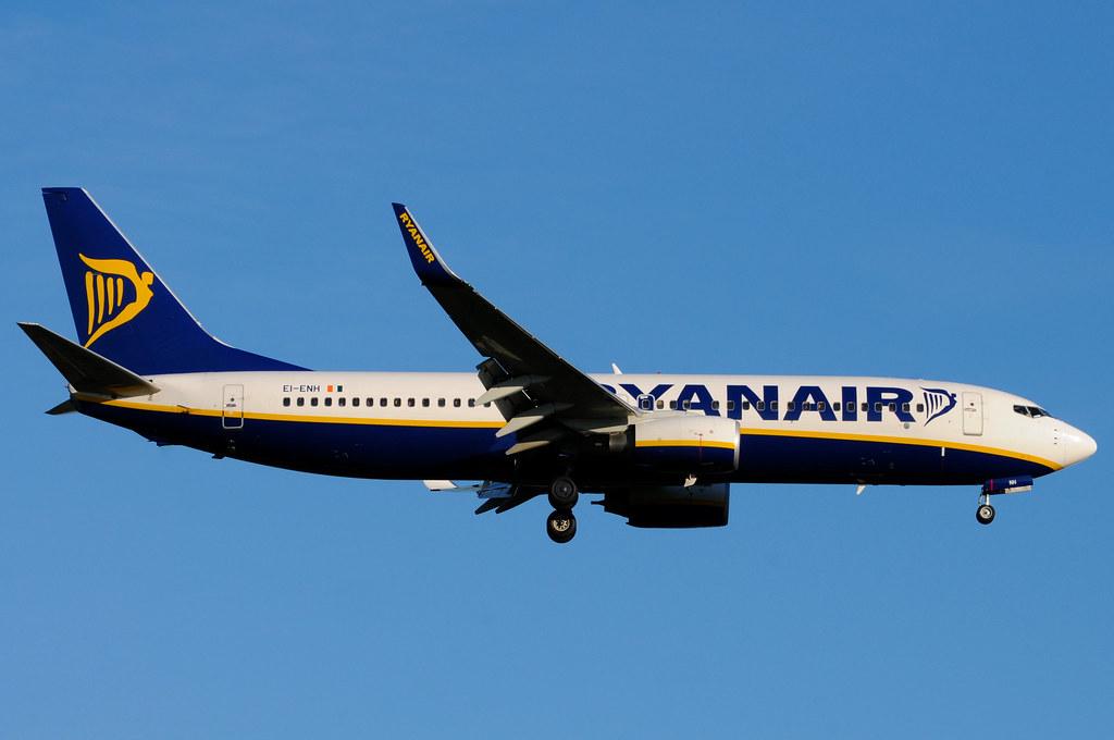 EI-ENH - B738 - Ryanair