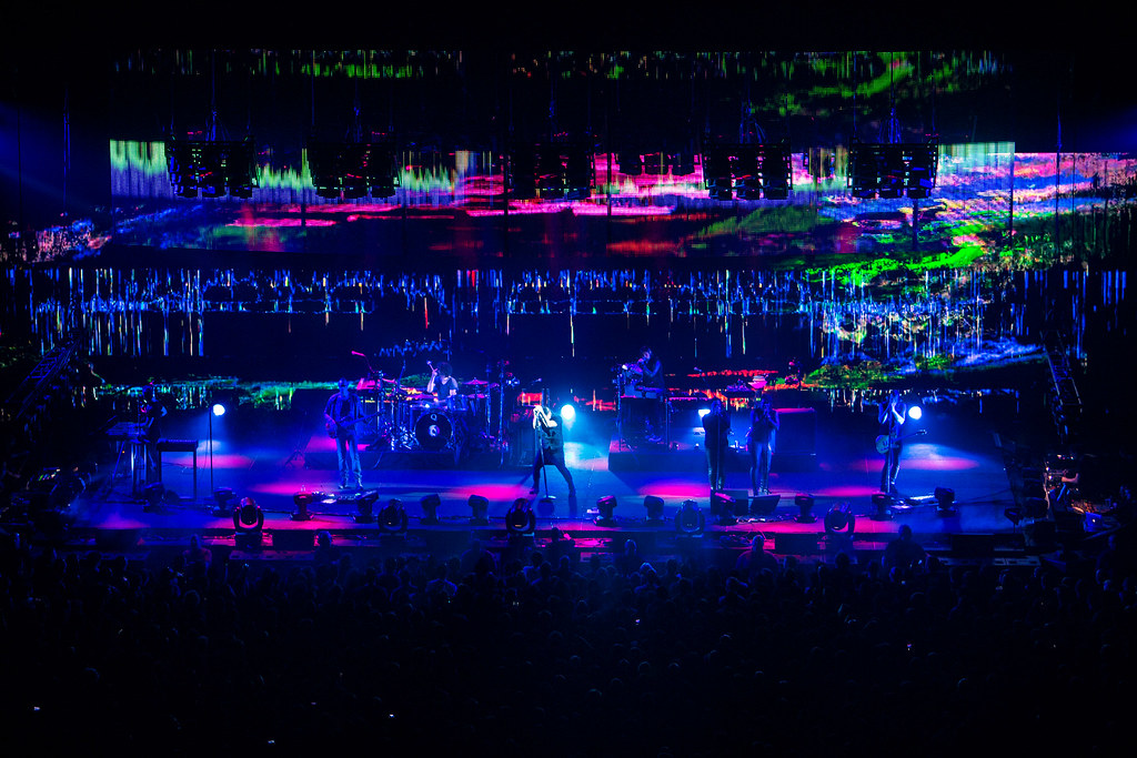 Nine Inch Nails Official\'s most recent Flickr photos | Picssr