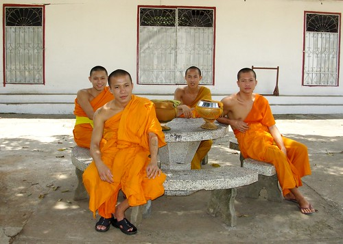 Luang Prabang-Moines (14)
