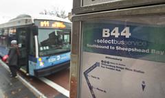 B44 Select Bus Service debuts