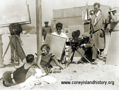 Coney Island, silent film