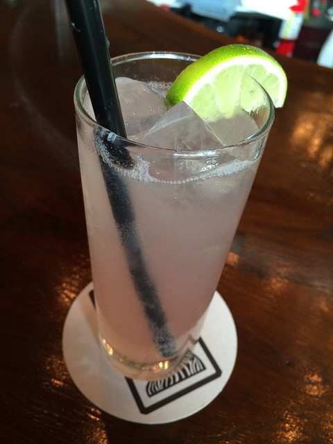 Shrub Club cocktail - Stoneburner