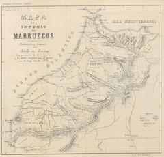 """British Library digitised image from page 367 of """"Marruecos, el país y los habitantes, etc"""""""