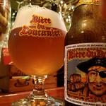 ベルギービール大好き! ビエール・デュ・ブーカニア・ゴールデン・エール Biere Du Boucanier Golden Ale