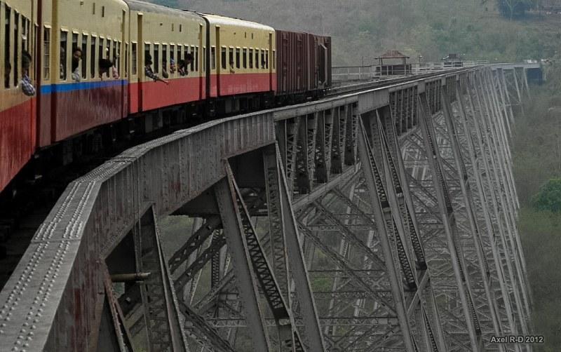 Viaducto Gokteik