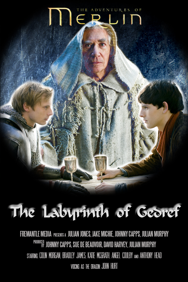 The labyrinth of Gedref