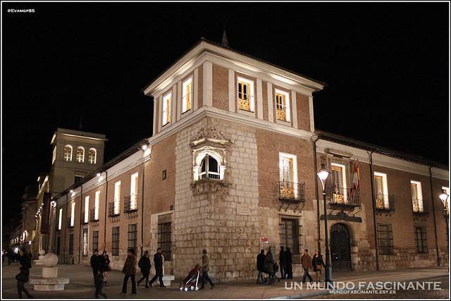 Palacio Pimentel. Diputación provincial.