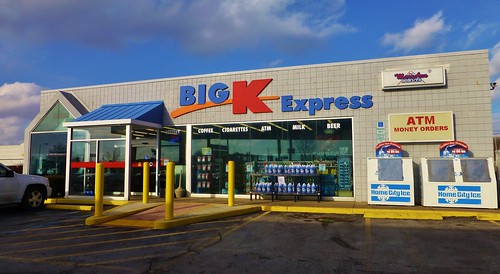 Photo:The first Kmart Express By:Nicholas Eckhart
