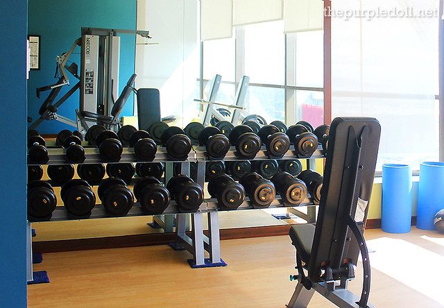 Bellevue Manila Fitness Center