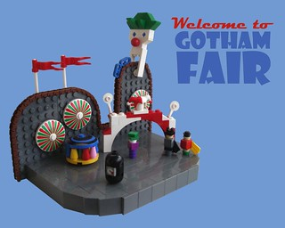 Welcome to Gotham Fair
