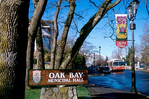 Oak Bay, Victoria, Vancouver Island, British Columbia, Canada