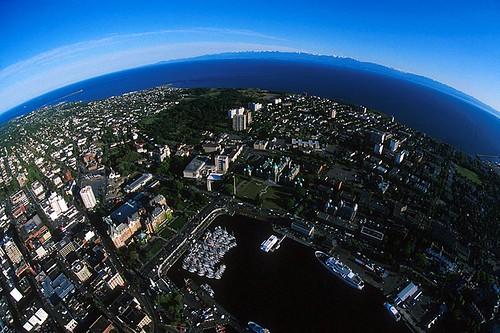 Capital of British Columbia: Victoria, Vancouver Island, British Columbia, Canada