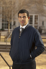 Azeem Ahmed, winner of the 2014 President William Jefferson Clinton Hunger Leadership Award