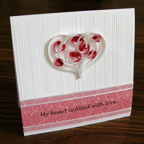 Quilled Valentine Tutorial
