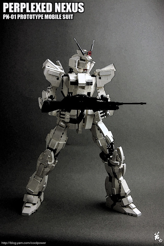 0005 LEGO GUNDUM TYPE-PN-01