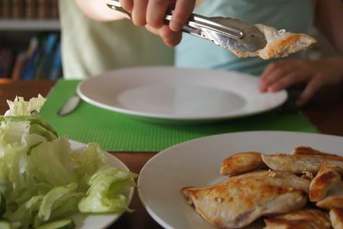 pan fried chicken DSC06548