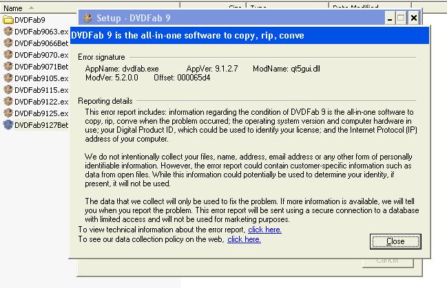DVDFab Forum - DVDFab 9.1.1.5 crash on install qt5gui.dll
