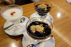 仙草&杏仁豆腐
