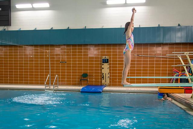 Diving Beginner Class