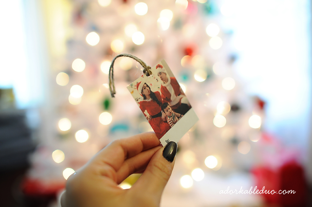 diy gift tags for presents