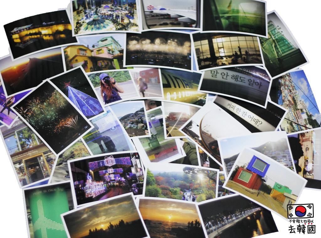 Postcrossing.與我《交換明信片》 @GINA環球旅行生活|不會韓文也可以去韓國 🇹🇼