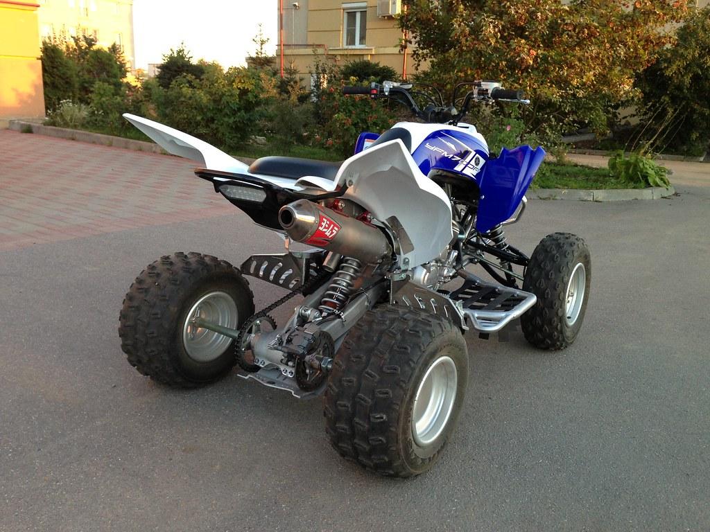 Yamaha Raptor 700 GYTR