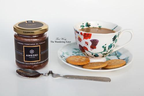 Amedei's Crema Toscana al Cacao