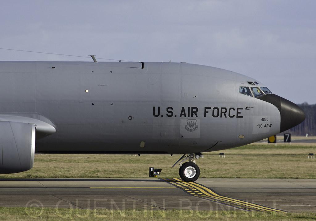 USAF Boeing KC-135 64-14830