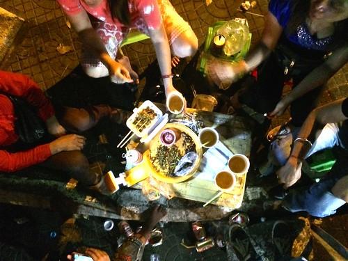 Streetfood Phnom Penh