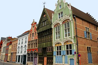 Houses in Mechelen