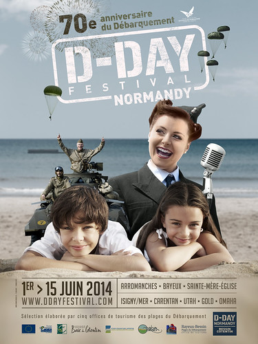 Le programme du d day festival normandy 2014 - Office de tourisme bayeux ...