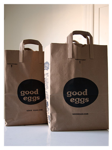 Good Eggs Packaging