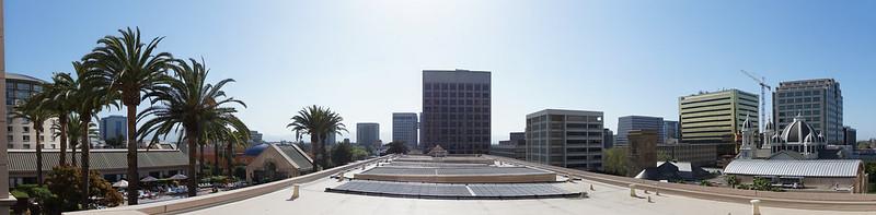 Panorama Fairmont San José