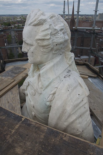 Washington Monument Restoration