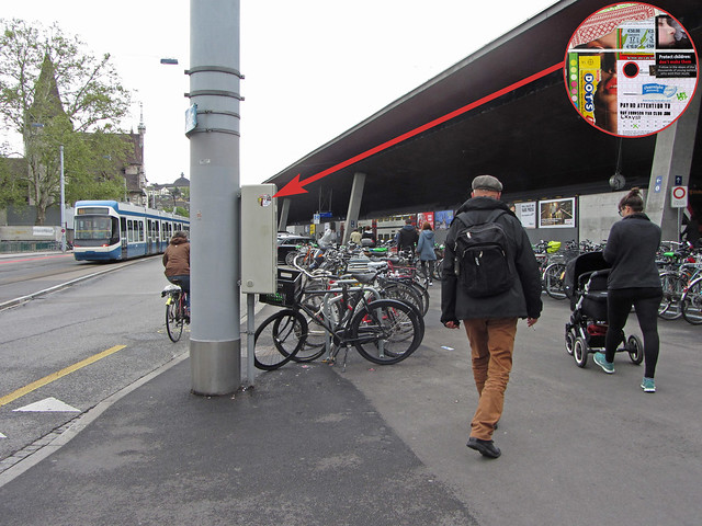 Relationship LXXVIII (left in Zurich)