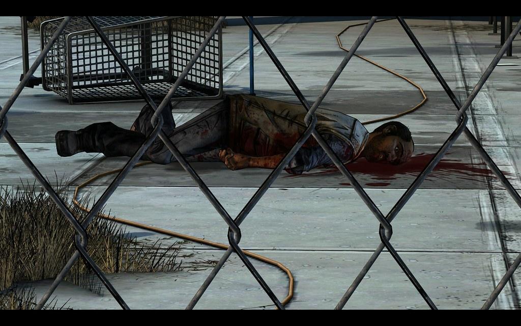 The Walking Dead Season Two: In Harm's Way